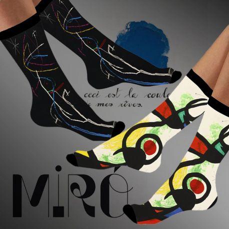 Calcetines Miró