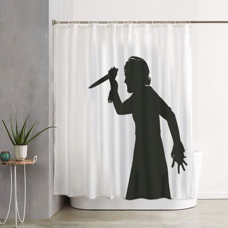 Mama Killer shower curtain