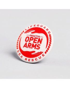 Open Arms badge