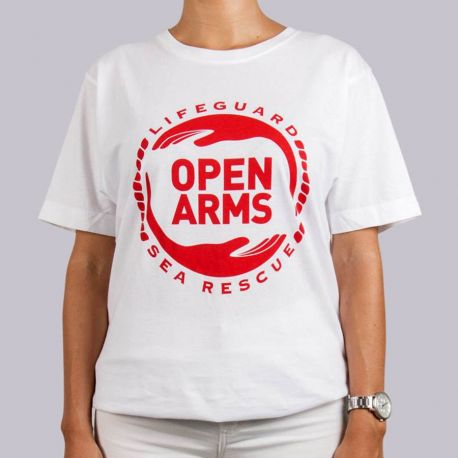 T-shirt Open Arms