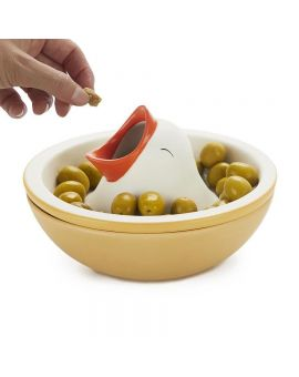 Hungry Bird appetizer bowl
