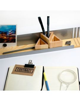 Contrast L office organizer