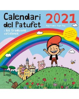 Calendrier Patufet 2021
