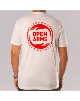 Camiseta Open Arms barco