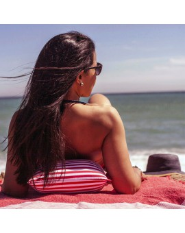 Cojín de playa