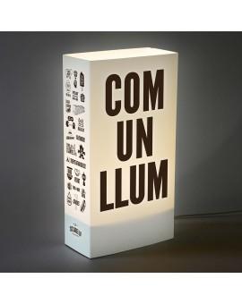 COM UN LLUM