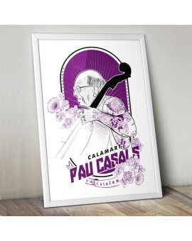 Illustrated illustrious posters