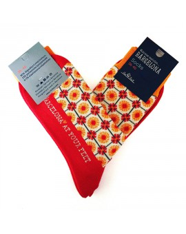 Barcelona socks