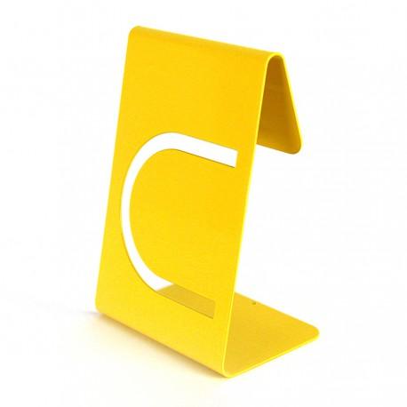 Punt de llibre ARC groc