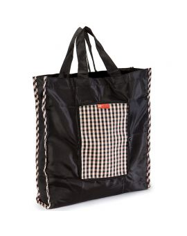 Foldable shopping bag farcell